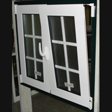 Fenêtre 2 vantaux oscillo-battant