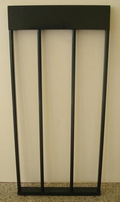Rampes de balcon en aluminium nº3