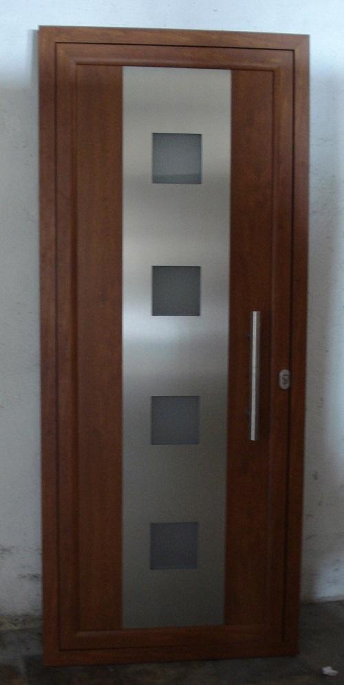 Door color wooden